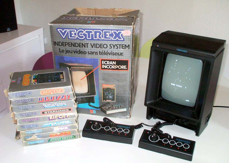 [ Jhabu ] PC Engine et MVS - Nouvelle venue - Page 2 Vectrex