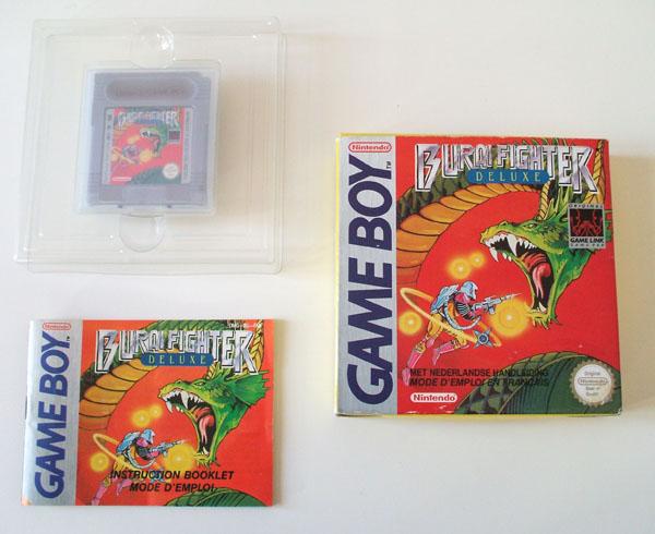 Petite collection Game Boy FR (jeu set et match) - Page 2 Burai