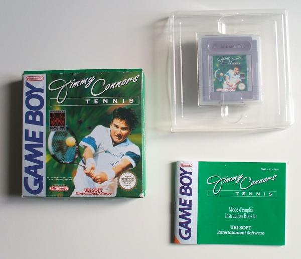 Petite collection Game Boy FR (jeu set et match) - Page 4 Connors