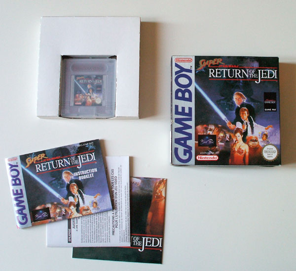 Petite collection Game Boy FR (jeu set et match) - Page 3 Jedi