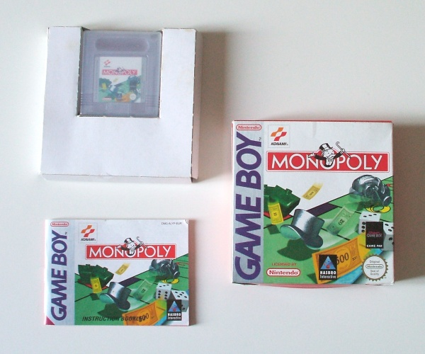Petite collection Game Boy FR (jeu set et match) - Page 3 Monopoly