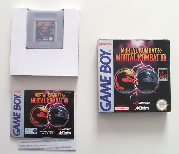 Petite collection Game Boy FR (jeu set et match) - Page 2 Mortal12