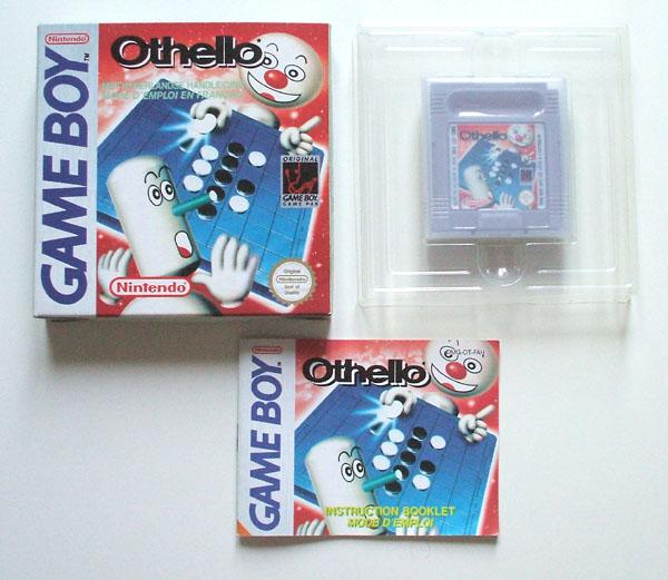 Petite collection Game Boy FR (jeu set et match) Othello