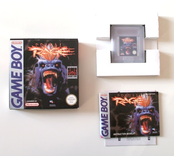 Petite collection Game Boy FR (jeu set et match) - Page 3 Primal_rage