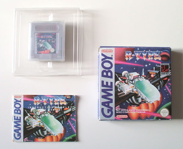 Petite collection Game Boy FR (jeu set et match) - Page 3 Rtype