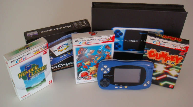 [ Jhabu ] PC Engine et MVS - Nouvelle venue Wonderswan