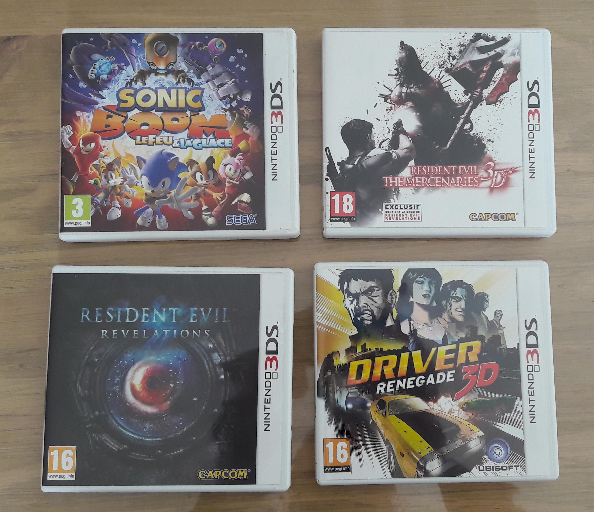 [ECH] Jeux DS et 3DS Jeux3ds