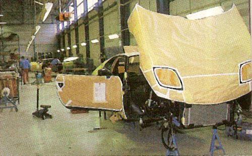 Envie d'un blog automobile [Nouvel article F40] Atlantique